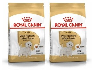 Royal Canin West Highland White Terrier 2x 3 kg - sucha karma dla psów rasy West Highland White Terrier 6kg