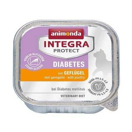 animonda integra protect diabetes kurczak 100 g