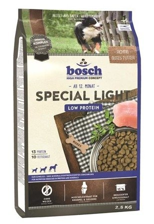 Bosch PetFood Bosch Special Light 2,5kg