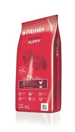 fitmin medium puppy 3 kg