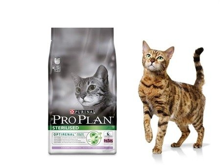 Purina karma dla kotów pro plan optirenal sterilised indyk 1,5 kg