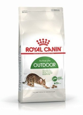 Royal Canin Feline Outdoor 4 kg