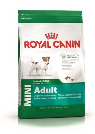 royal canin karma dla psów mini adult 800 g