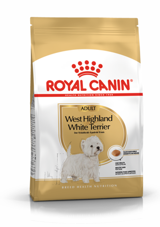 Royal Canin West Highland White Terrier 3 kg - sucha karma dla psów rasy West Highland White Terrier 3kg
