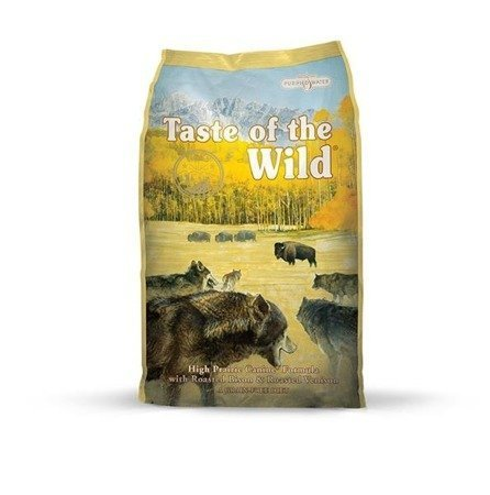 karma dla psa taste of the wild high prairie  13 kg