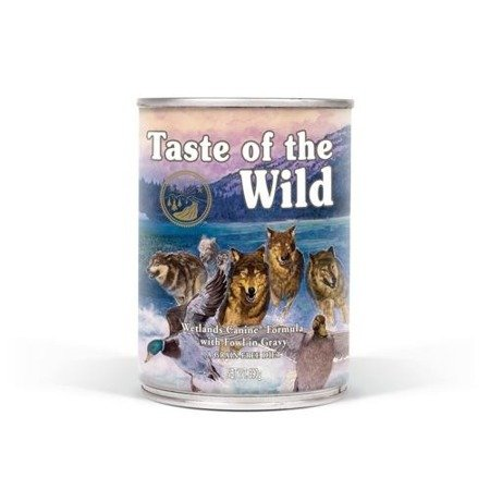 Karma dla psa Taste Of The Wild wetlands 390 g