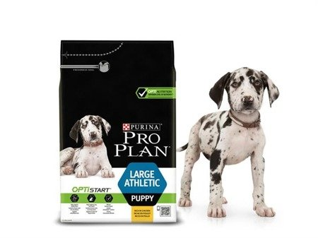 purina pro plan optistart large athletic puppy 3 kg